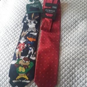 New ties  512
